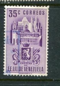 Venezuela #491 Used High Value Of Set