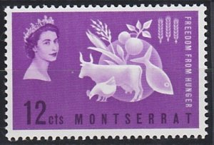 Montserrat 150 MNH (1963)