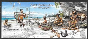 PITCAIRN ISLANDS SGMS720 2006 EARLY CIVILISATION FINE USED