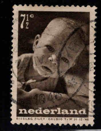 Netherlands Scott B182 Used semi-postal