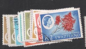 Swaziland SG 90-105 VFU (8dfe)