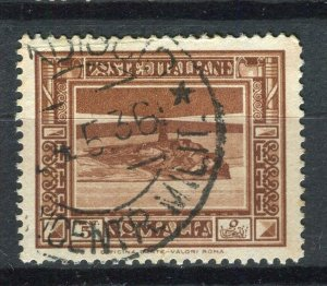 ITALY; SOMALIA 1932 early Pictorial issue fine used 5c. value