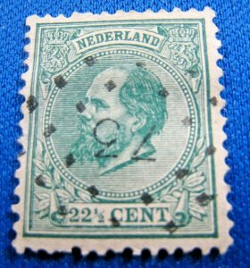NETHERLANDS 1888  -  SCOTT # 29       USED     (XN1)
