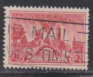 AUSTRALIA Scott # 159 Used - Centennial Of South Australia