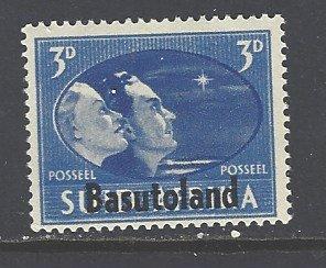 Basutoland Sc # 31b mint never hinged (DT)