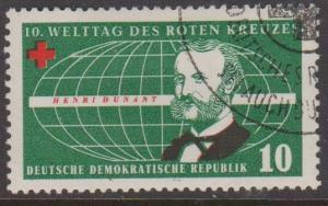 Germany DDR Sc#350 Used