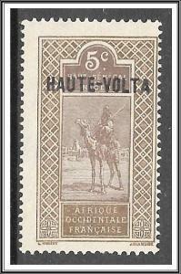 Upper Volta #5 Camel & Rider NG
