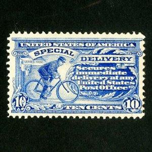 US Stamps # E6 VF OG LH Scott Value $230.00
