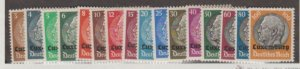 Luxembourg Scott #N1-N16 Stamps - Mint Set