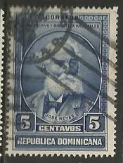 Dominican Republic 314 VFU 1149D-7