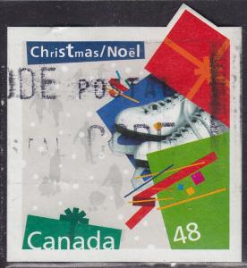 Canada 2004 USED 2003 Ice Skates 48
