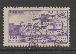 LEBANON 209 VFU O156-2