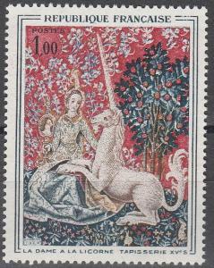 France #1107  MNH F-VF  (V1380)