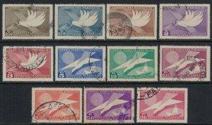 Paraguay #715-25  CV $3.20