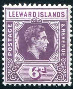 Leeward Islands Sc#110 MH (Li)