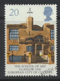 Great Britain  SG 1494 SC# 1315 Used / FU with First Day Cancel -Europa