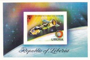 Liberia #C209 MNH Imperf (Z9410)