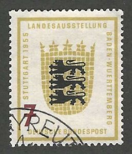 Germany 729  Used