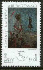 MEXICO 2157, Rufino Tamayo Centenary of his Birth. MINT, NH. VF.