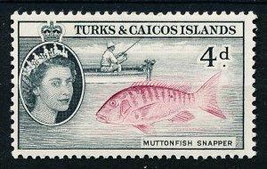 Turks & Caicos Islands #126 Single MNH