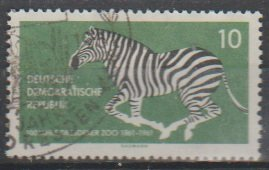 Mi: 825  used  1961  Cat €  8.00