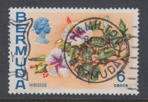 Bermuda, Scott 260a, used