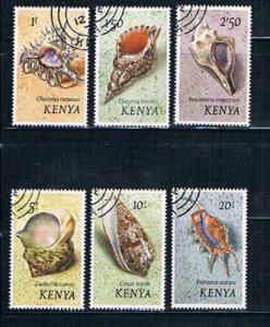Kenya Scott 45-40 Sea Shells Used VF (ML0012)