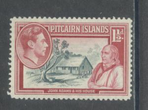 Pitcairn Islands 3  MH