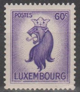 Luxembourg #237 MNH F-VF  (SU294)