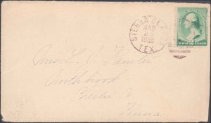 Hudspeth County Sierra Blanca Long Interesting Train Letter ( Postal History ...