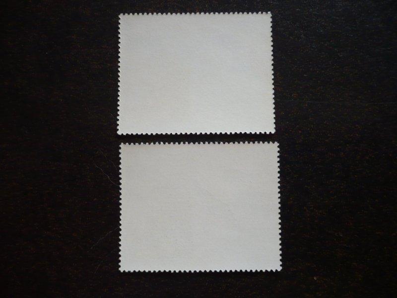 Stamps - Cuba - Scott# 3406-3407 - MNH Set of 2 stamps