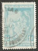 Dominican Republic RA32 VFU Z651-3
