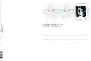Canada Unitrade Postal Card UX246