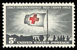 1239 International Red Cross F-VF MNH single