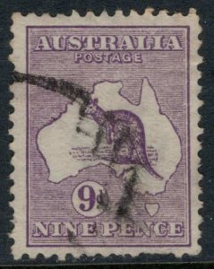 Australia #9  CV $37.50
