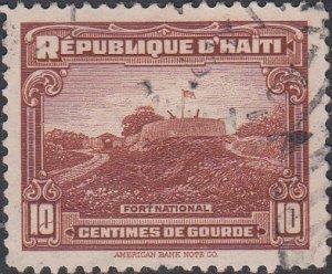 Haiti #330 Used