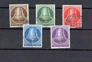 GERMANY BERLIN 1953 FREEDOM BELL