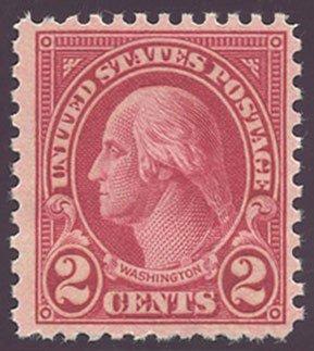 US Scott #634A, Mint, FVF, NH, PSE