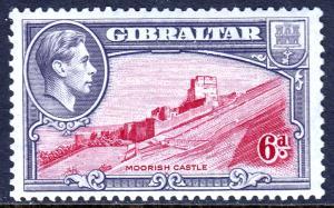 Gibraltar - Scott #113 - MH - SCV $3.75