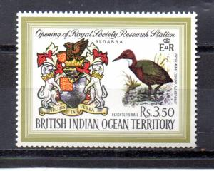 British Indian Ocean Territory 43 MNH