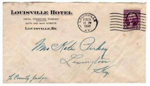 US Hotel Advertising, Louisville Hotel, Louisville, KY   ... 7550228