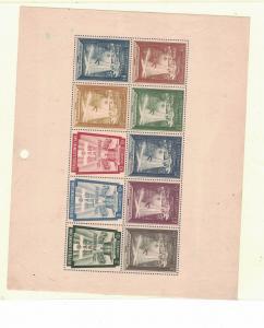 Dominican Republic Columbus S/S Imperf 200x163 MM MNH (11dvz)