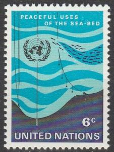 UN  #215  MNH F-VF (V3866)