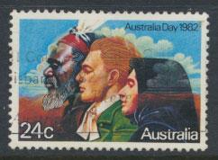 Australia SG 837  Fine Used