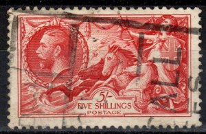 Great Britain #223  F-VF Used CV $60.00  (X2814)
