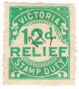 (I.B) Australia - Victoria Revenue : Relief Tax 12d