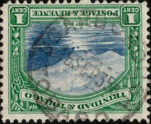 TRINIDAD & TOBAGO 1935 (Sep 16)  SCARBOROUGH / TOBAGO  CDS on SG230 - Ref.830w