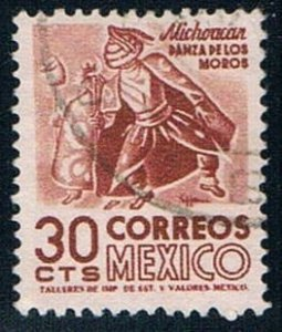 Mexico Costume 30 - pickastamp (MP6R605)