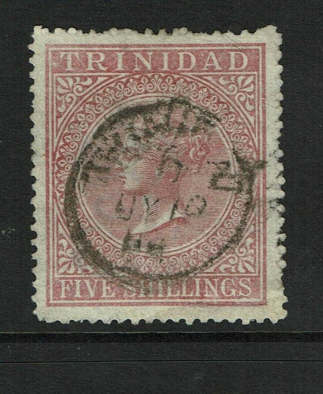 Trinidad SG# 87 Used / Well Centered - S6260