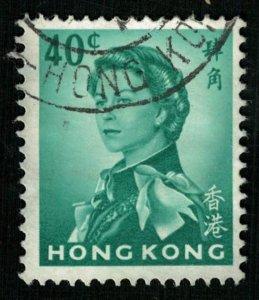 Queen Victoria, Hong Kong, (3360-T)